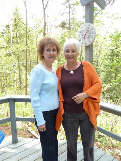 Denise et Chantal