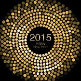 32758619 happy new year 2015 feux hexagone disco 1