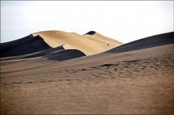 Lever de soleil sur la dune du pyla